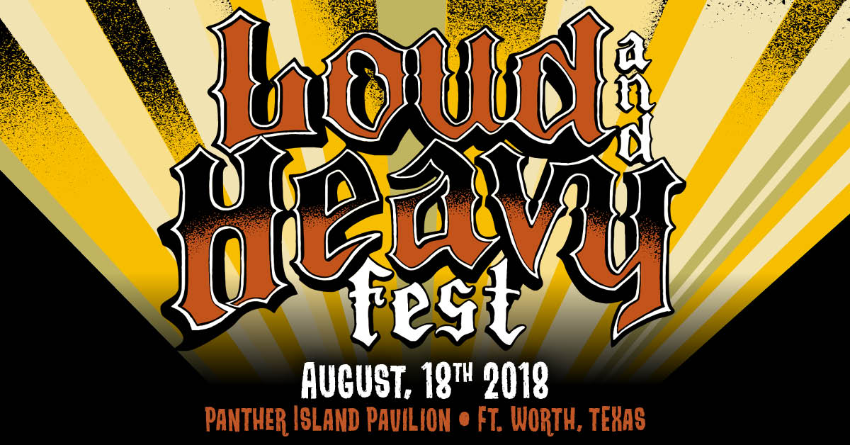 Cody Jinks' Loud And Heavy Festival - Home